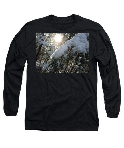 Winter's Paw Long Sleeve T-Shirt
