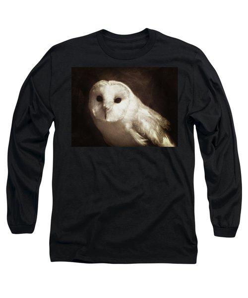 Wisdom Of An Owl Long Sleeve T-Shirt