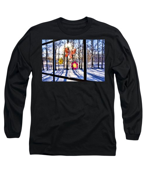 Wishing For Spring 1 Long Sleeve T-Shirt