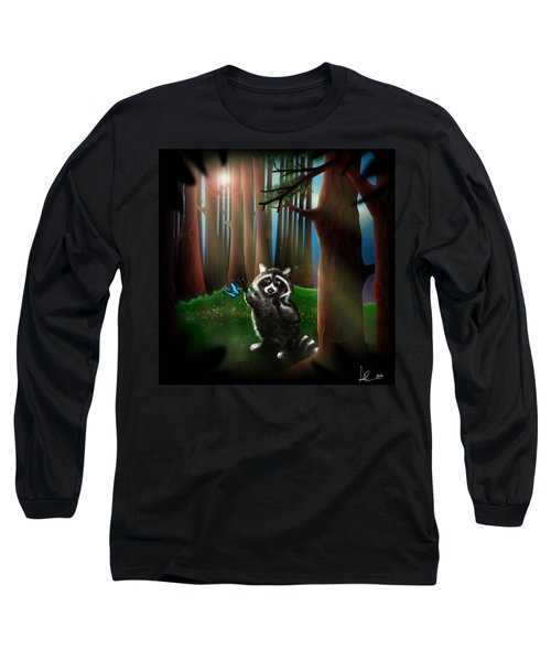 Wishing Upon A Dream Long Sleeve T-Shirt