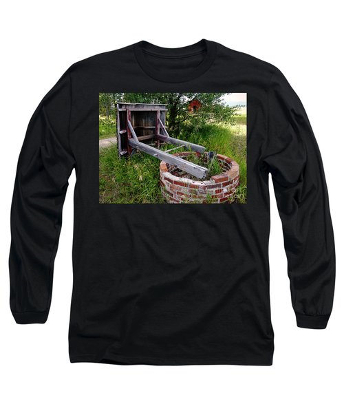 Wistful Well Long Sleeve T-Shirt