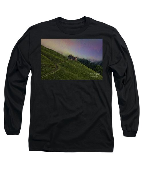 Wonderland-2 Long Sleeve T-Shirt
