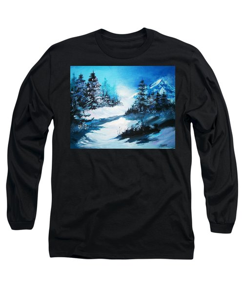 Wonders Of Winter Long Sleeve T-Shirt