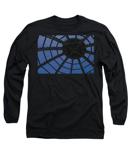 Wooden Dome Long Sleeve T-Shirt