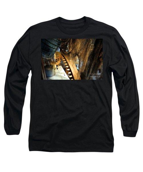 Wooden Gears Long Sleeve T-Shirt