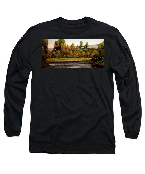 Woodland Bottoms #15 Long Sleeve T-Shirt