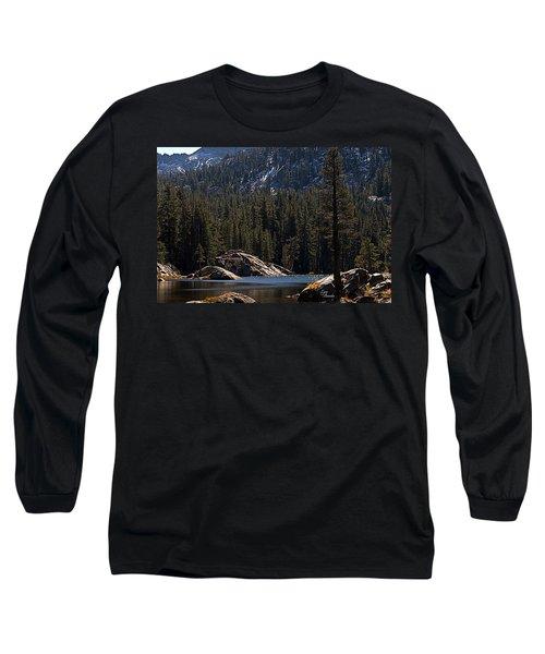 Woods Lake Long Sleeve T-Shirt
