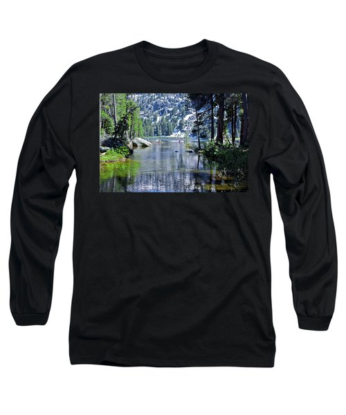Woods Lake Long Sleeve T-Shirt