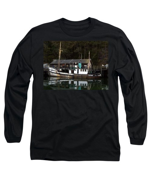 Working Boat Long Sleeve T-Shirt