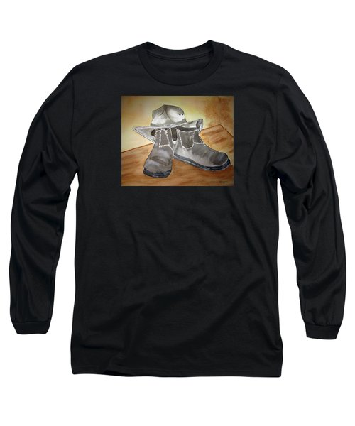 Working On The Land Long Sleeve T-Shirt