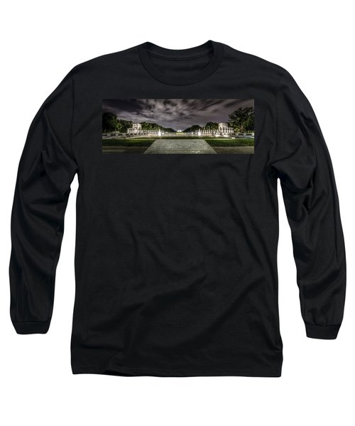 World War II Memorial Long Sleeve T-Shirt