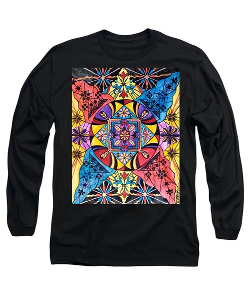 Worldly Abundance Long Sleeve T-Shirt