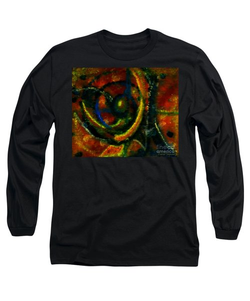 Worship In Movement Long Sleeve T-Shirt by Leanne Seymour