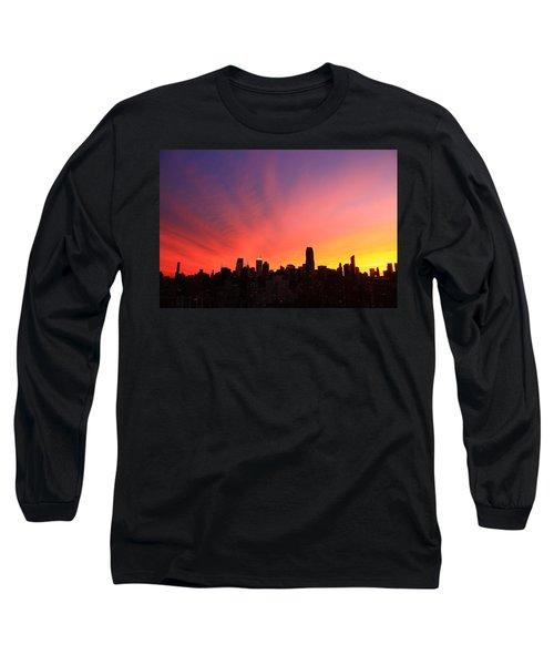 Wow Long Sleeve T-Shirt