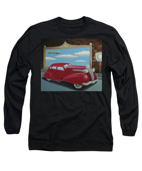 Wyandotte Lasalle Long Sleeve T-Shirt by Stuart Swartz