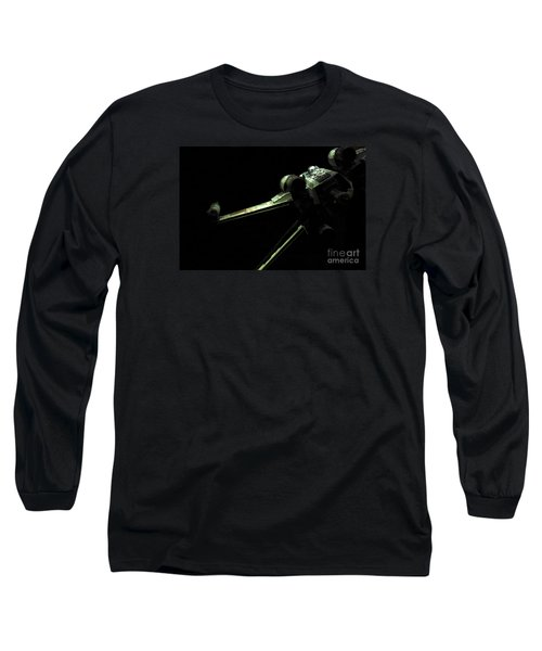 X-wing Fighter Long Sleeve T-Shirt by Micah May