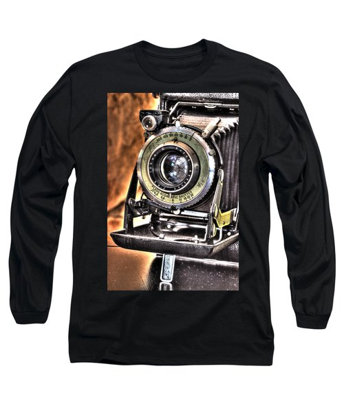 Years Back Kodak Long Sleeve T-Shirt