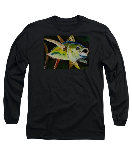 Yellow Fin Tuna Long Sleeve T-Shirt