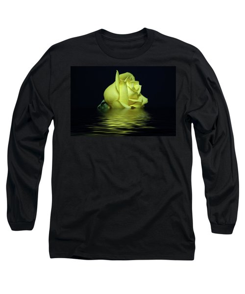 Yellow Rose II Long Sleeve T-Shirt