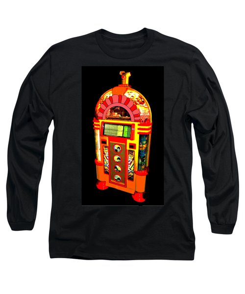 Long Sleeve T-Shirt featuring the photograph Yellow Submarine Poster by Jean Goodwin Brooks