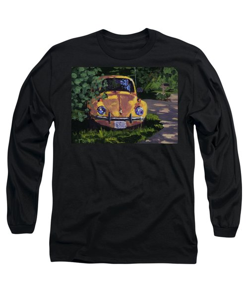 Yellow Vee Dub Long Sleeve T-Shirt