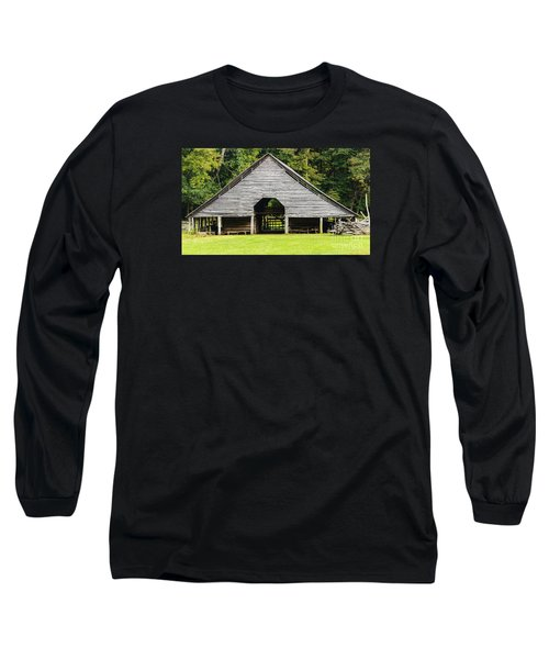 Yesterdays Barn Long Sleeve T-Shirt