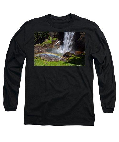 Yosemite National Park Long Sleeve T-Shirt by Brian Williamson