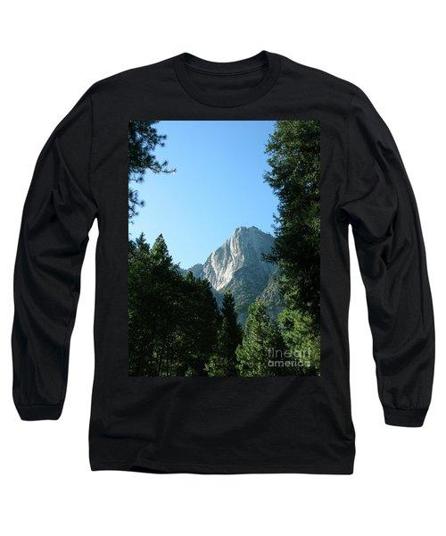 Yosemite Park Long Sleeve T-Shirt
