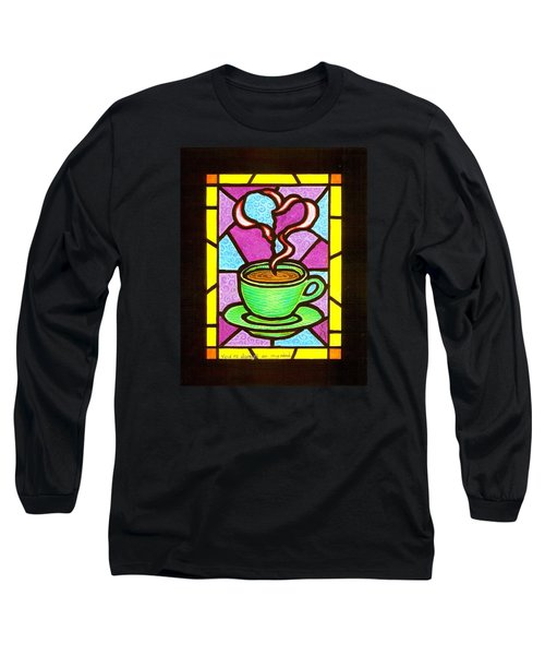 You Are Always On My Mind Long Sleeve T-Shirt by Jim Harris