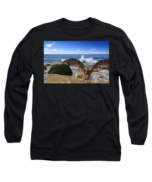 You Cried Out And I Came Long Sleeve T-Shirt
