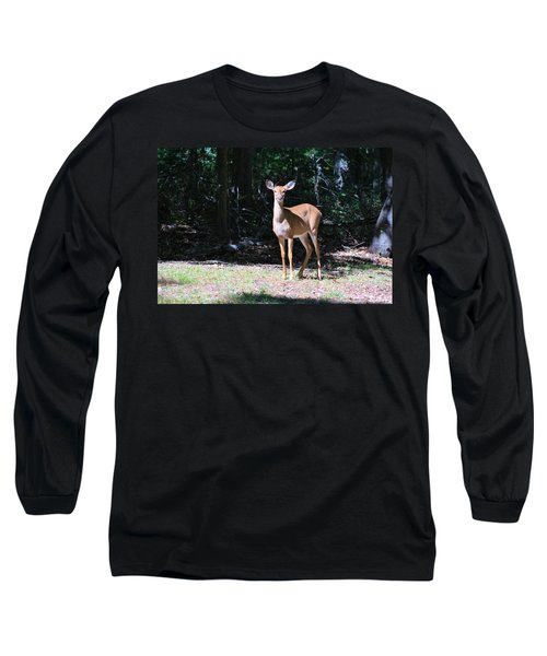 You Looking At Me Long Sleeve T-Shirt