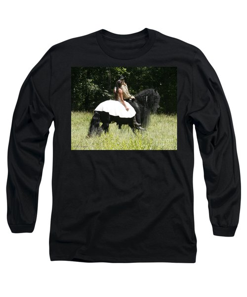 Long Sleeve T-Shirt featuring the photograph You May Kiss The Bride by Carol Lynn Coronios