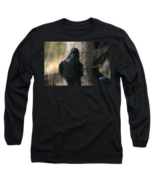 You Said It Friend Long Sleeve T-Shirt