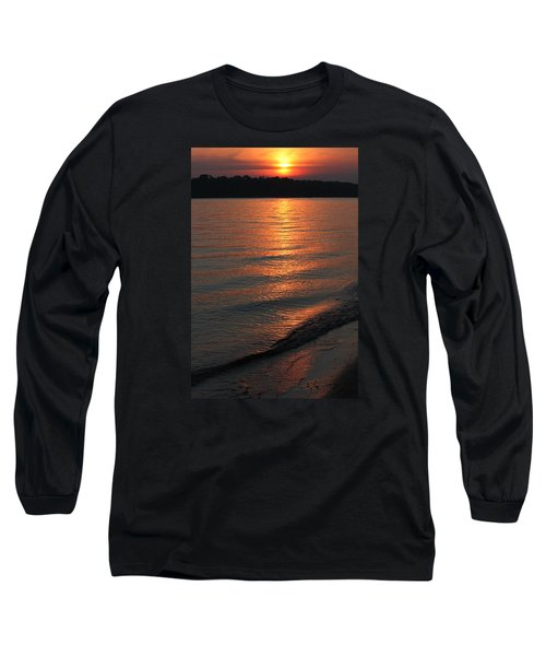 Your Moment Of Zen Long Sleeve T-Shirt by Julie Andel