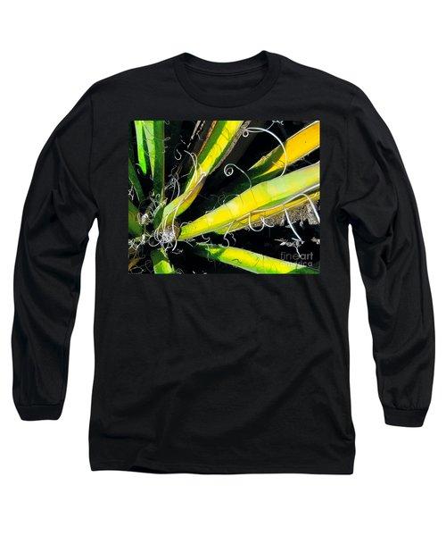 Yucca Spirals Long Sleeve T-Shirt