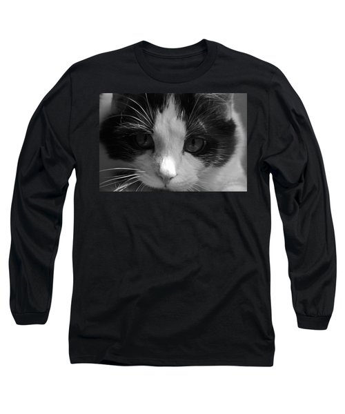 Yue Up Close Long Sleeve T-Shirt by Andy Lawless