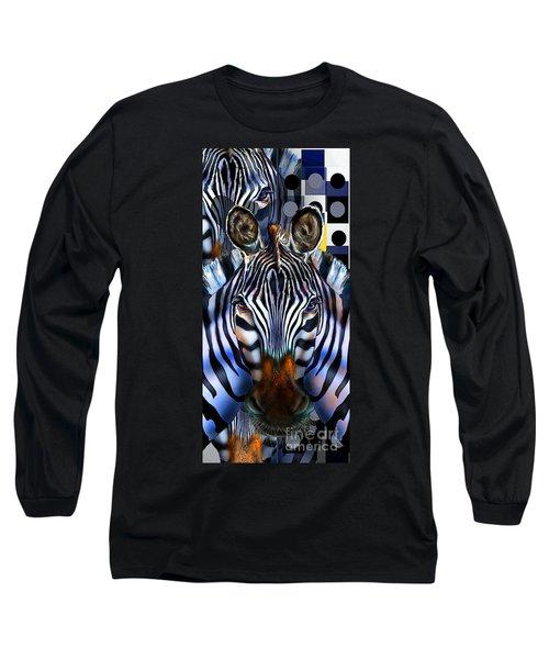 Zebra Dreams Long Sleeve T-Shirt
