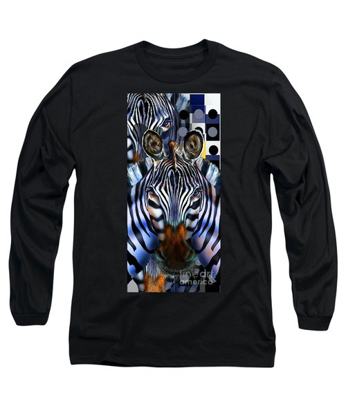 Zebra Dreams Long Sleeve T-Shirt