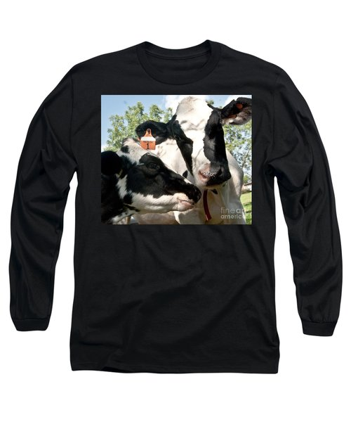 Zoey And Matilda Long Sleeve T-Shirt