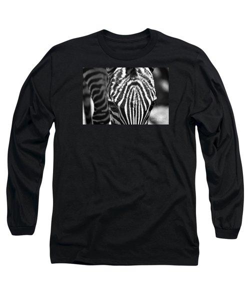 Long Sleeve T-Shirt featuring the photograph Zori  by Juls Adams