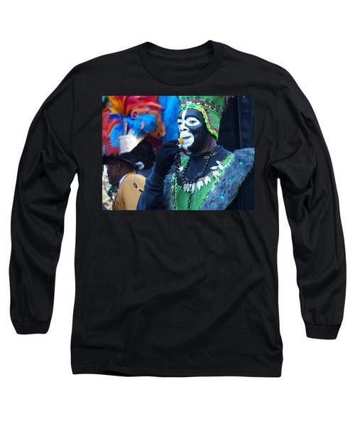 Zulu Long Sleeve T-Shirt by Steve Archbold