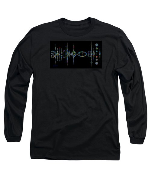 Zunzigar Reflection Long Sleeve T-Shirt by Mark Blauhoefer