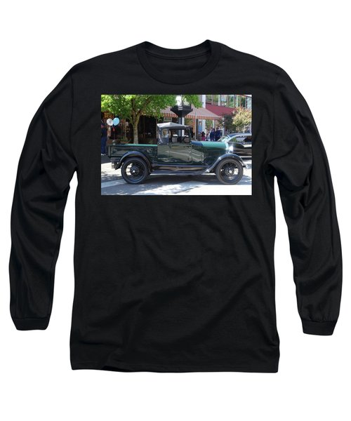 29 Ford Pickup Long Sleeve T-Shirt by Ansel Price