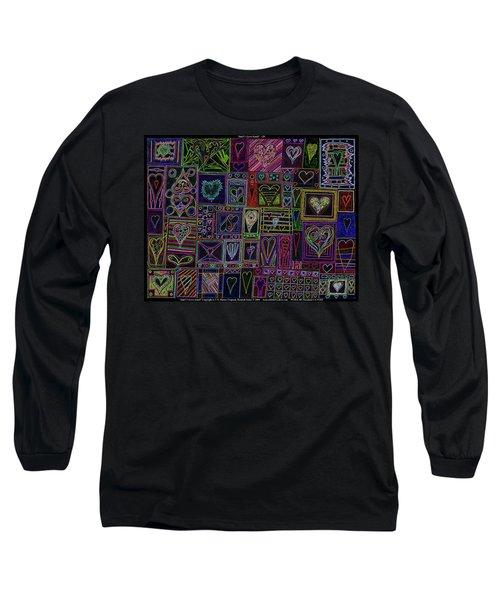 Find U'r Love Found V 3 Long Sleeve T-Shirt