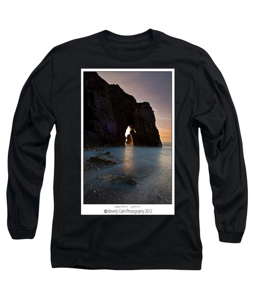Gateway To The Sun Long Sleeve T-Shirt