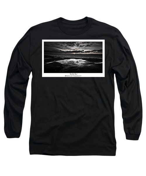 Red Rock Beach   Long Sleeve T-Shirt