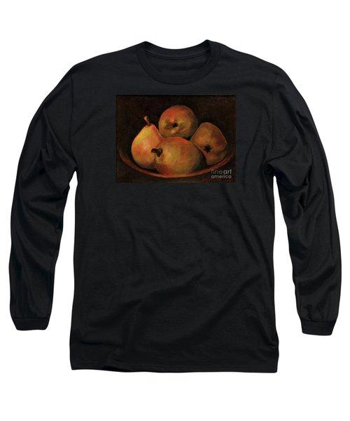 4 Pears Long Sleeve T-Shirt