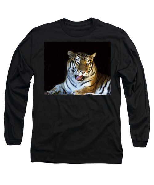 Awaking Tiger Long Sleeve T-Shirt