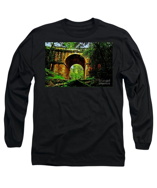Colonial Era Bridge Long Sleeve T-Shirt