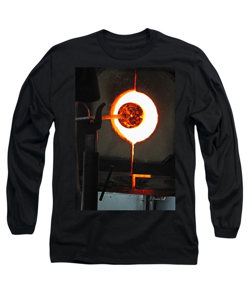 Glass Blowing V Long Sleeve T-Shirt